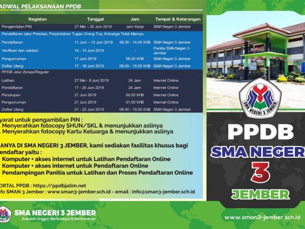 Informasi PPDB 2019
