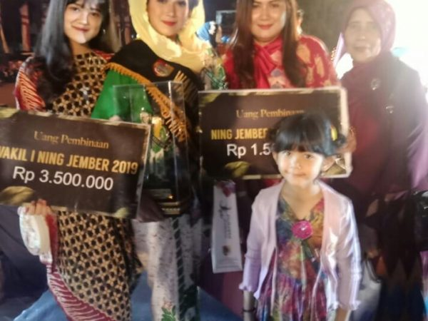 SMA Negeri 3 Jember Mendominasi Predikat Gus & Ning Jember 2019