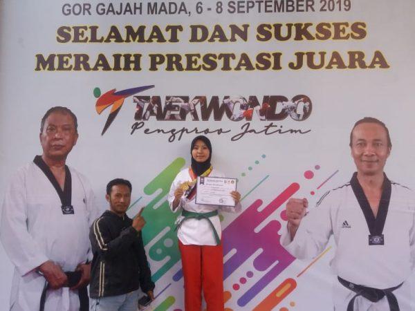 Kejuaraan Taekwondo Antar Pelajar Provinsi Jawa Timur