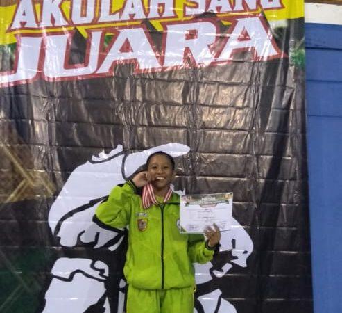 Kejuaraan Karate SMAN 3 Jember