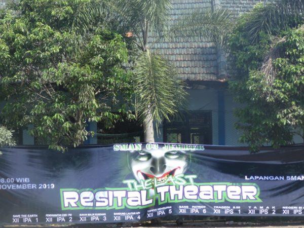 The Last Resital Theater SMA Negeri 3 Jember