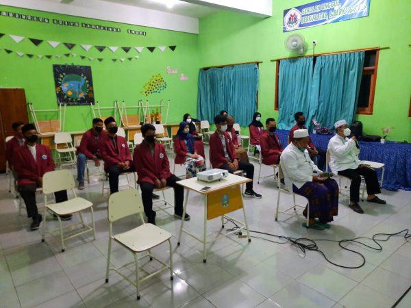 Pengajian dan Doa Bersama Seluruh Warga SMA Negeri 3 Jember