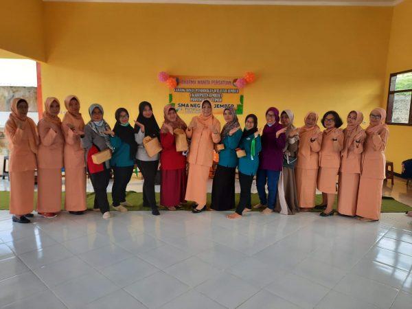 Dharma Wanita Persatuan SMAN 3 Jember