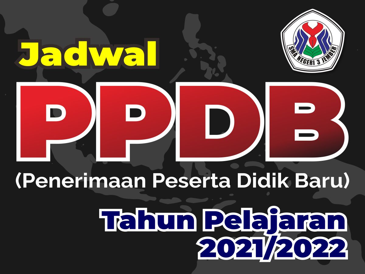 Jadwal PPDB Tahun 2021