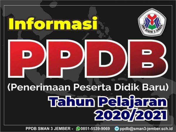 Informasi Penerimaan Peserta Didik Baru Tahun 2021