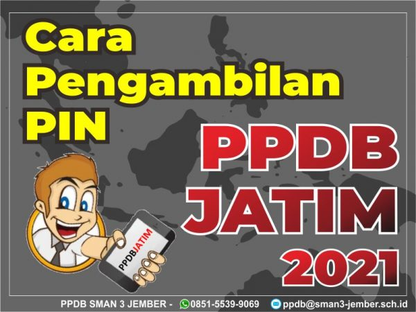 Tata Cara Pengambilan PIN PPDB Tahun 2021