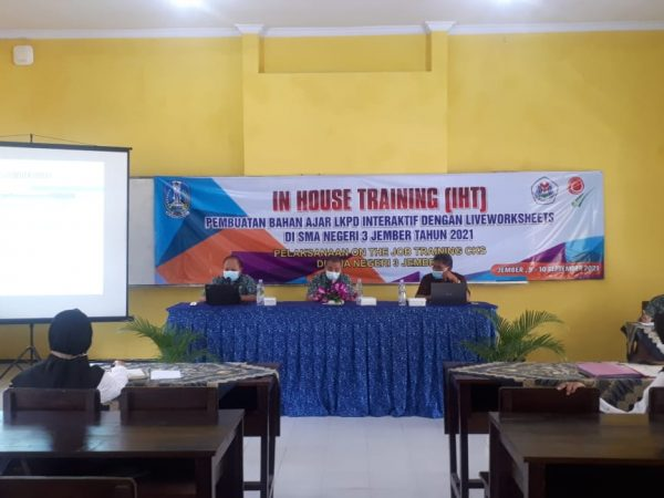 In House Training ( IHT )